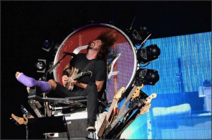 Dave Grohl's Throne