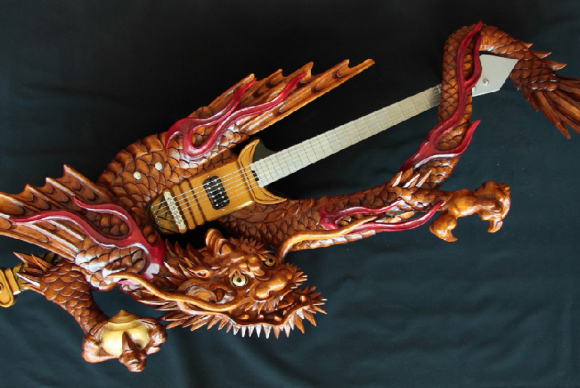 Hand Crafted Guitar