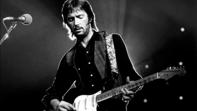 Eric Clapton Five Fab Guitars