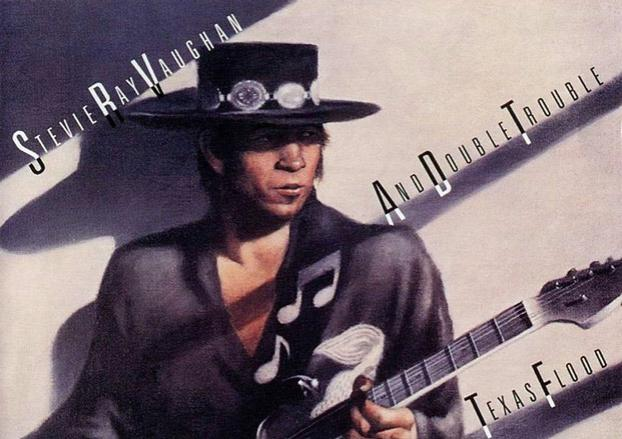 Stevie Ray Vaughan's Isolated